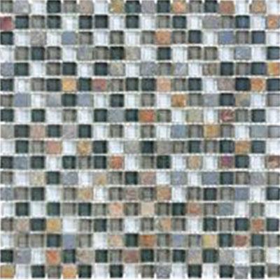 Tesoro Stone & Glass - Mini Mosaics #18 Tile & Stone
