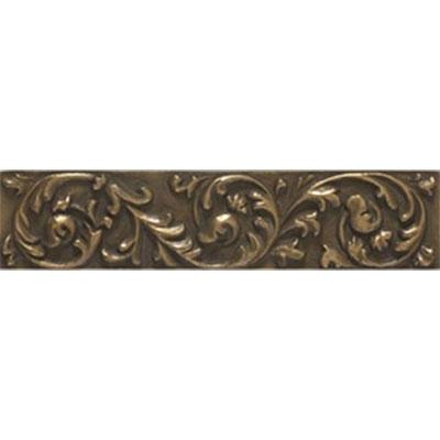 Tesoro Decorative Collection - Listellos 2 x 10 Renaissance Bronze Listello Tile & Stone