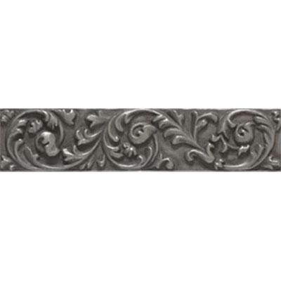 Tesoro Decorative Collection - Listellos 2 x 10 Renaissance Nickle Listello Tile & Stone