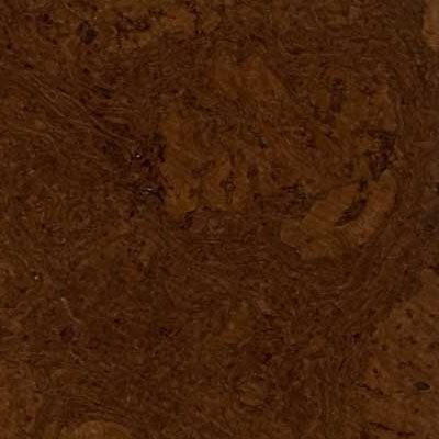 Duro Design Cleopatra Cork Tiles 12 x 24 Whiskey Brown (Sample) Cork Flooring