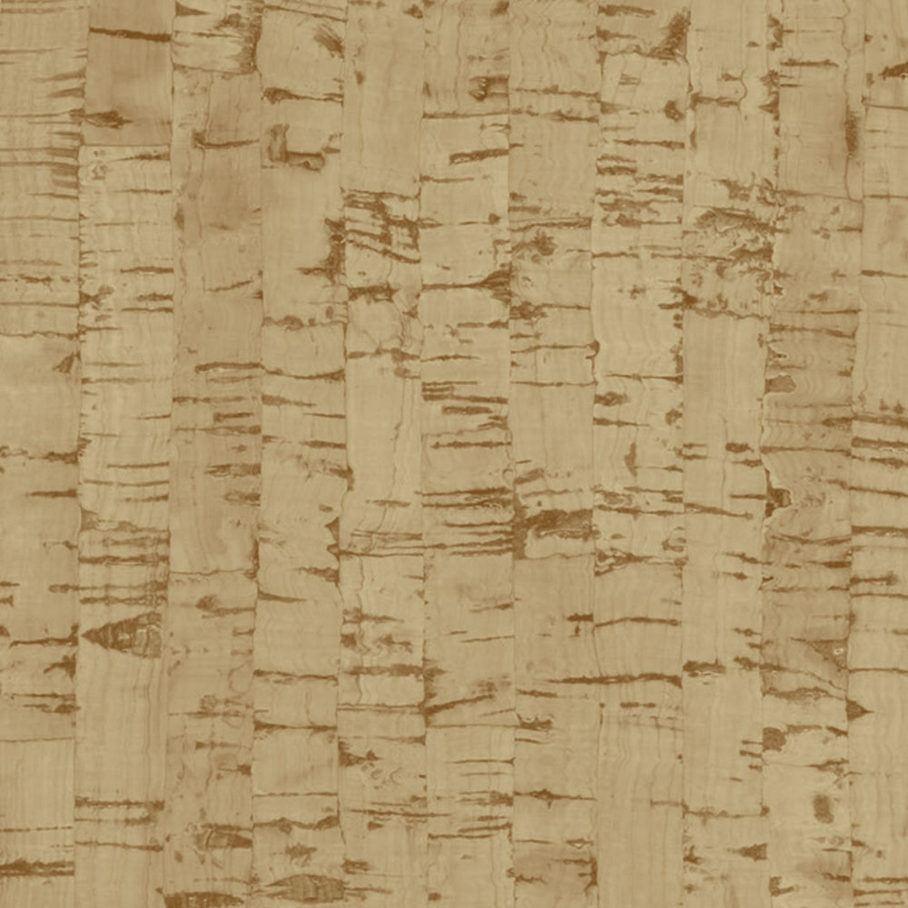 Duro Design Edipo Cork Tiles 12 x 24 Off White (Sample) Cork Flooring
