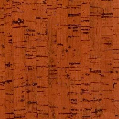 Duro Design Edipo Cork Tiles 12 x 12 Orange (Sample) Cork Flooring
