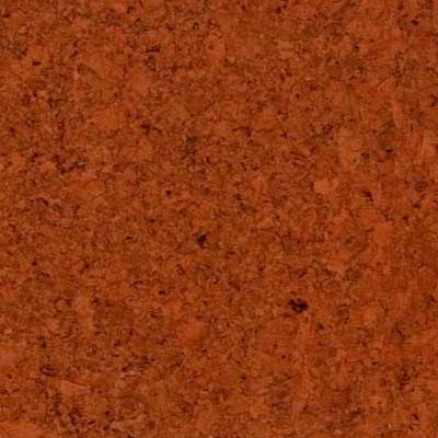Duro Design Marmol Cork Tiles 12 x 12 Orange (Sample) Cork Flooring