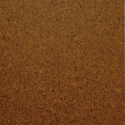 WE Cork Classic Collection Tiles Medium Shade Waxed Cork Flooring