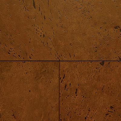 WE Cork Timeless Collection Tiles w/Greenshield Baroque Sienna Cork Flooring