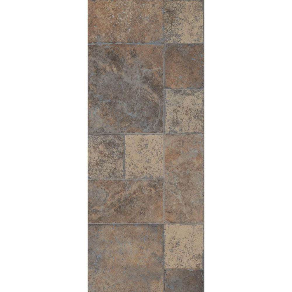 Armstrong Stones & Ceramics - Weathered Way Roman Gray Laminate Flooring