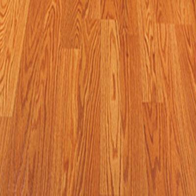 Hercules Universal Uniclic Red Oak Honey Double Plank Laminate Flooring