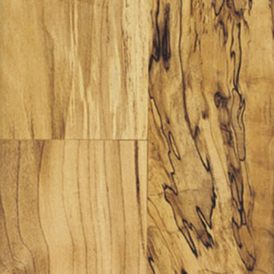 Mannington Coordinations Natural Spalted Maple (Sample) Laminate Flooring