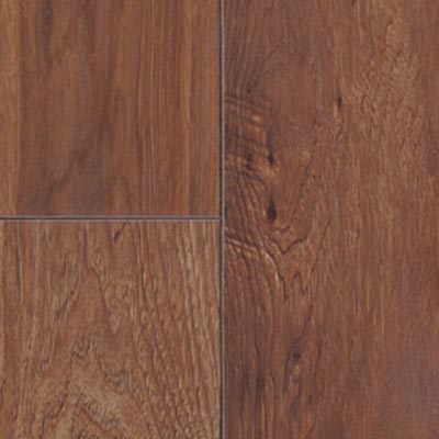 Mannington Restoration Collection Sawmill Hickory Gunstock (Sample) Laminate Flooring