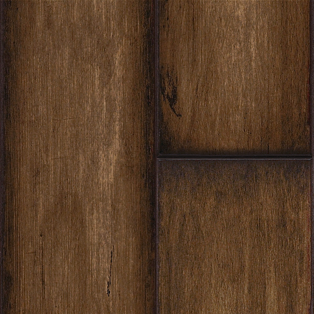 Mannington Revolutions Plank Time Crafted Weathered Ash (Sample) Laminate Flooring