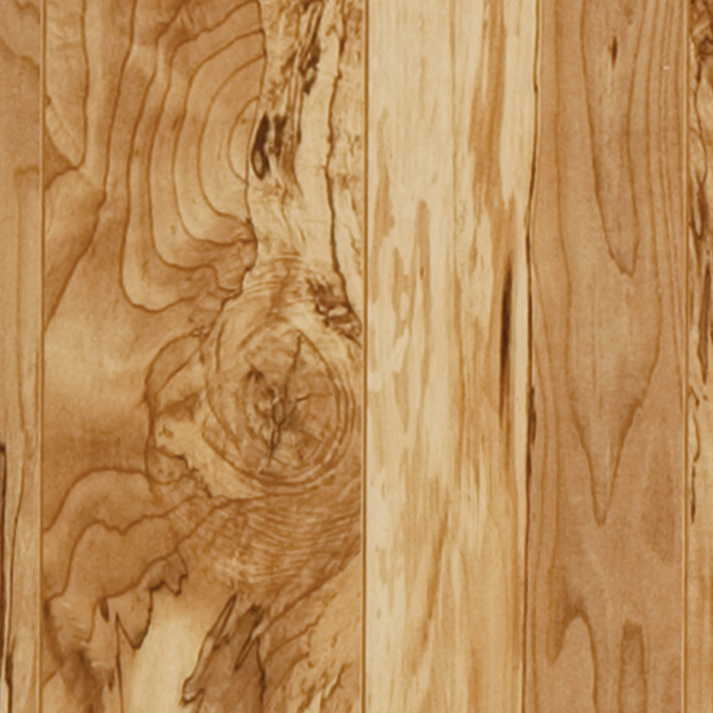 Mannington Revolutions Plank Spalted Maple Natural (Sample) Laminate Flooring