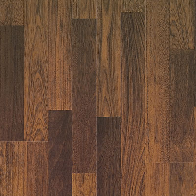 Quick-Step Eligna Long Plank Collection 8mm Brazilian Cherry 2-Strip Laminate Flooring