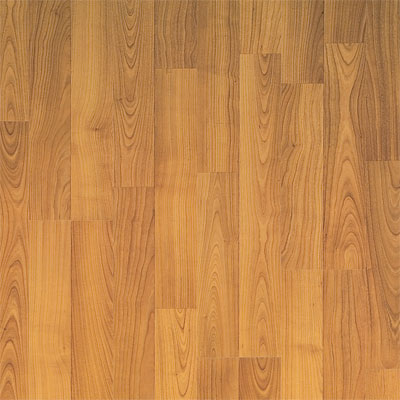 Quick-Step Eligna Long Plank Collection 8mm Cherry 2-Strip Laminate Flooring