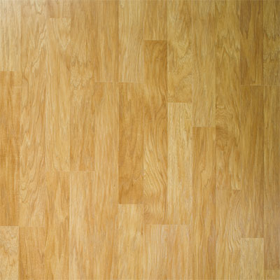 Quick-Step Eligna Long Plank Collection 8mm Golden Hickory 2-Strip (Sample) Laminate Flooring