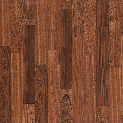 Quick-Step QS 700 Collection 7mm Dark Merbau 3-Strip Planks (Sample) Laminate Flooring