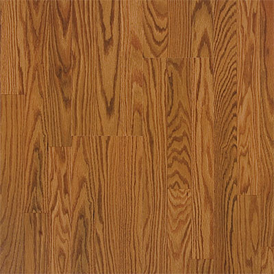 Quick-Step QS 700 Collection 7mm Red Oak Gunstock 3-Strip Planks (Sample) Laminate Flooring