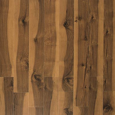 Quick-Step Sculptique Collection 8mm Outback Hickory Planks (Sample) Laminate Flooring