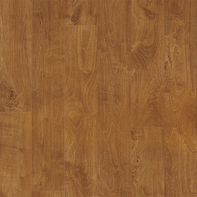Quick-Step Veresque Collection 8mm Varnished Bay Maple Planks Laminate Flooring