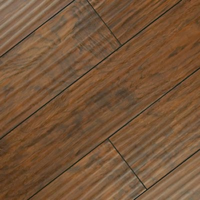 Robina Floors Every Day Handscraped Walden Hickory Laminate Flooring