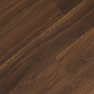 Robina Floors Heavyweight Smooth Black Cherry Laminate Flooring