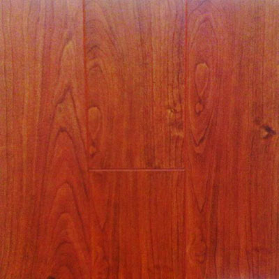 Nuvelle Nuvelle 4 Sided Micro Bevel Dragon Cherry (Sample) Laminate Flooring