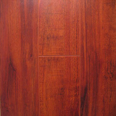 Nuvelle Nuvelle 4 Sided Micro Bevel Bubinga (Sample) Laminate Flooring