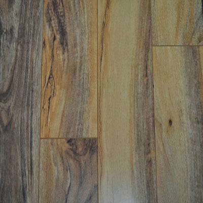 Nuvelle Nuvelle High Gloss Rustic Hickory (Sample) Laminate Flooring