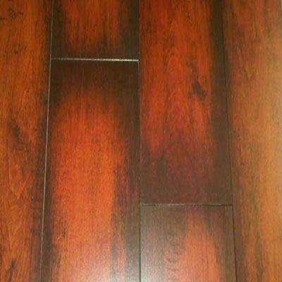 Stepco Nuvelle French Bleed Rustic Cherry Laminate Flooring