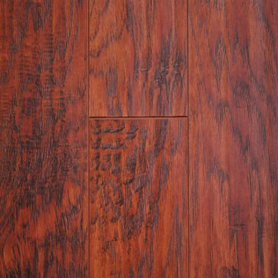 Stepco Wild River Collection Hickory Magma Laminate Flooring