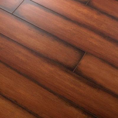 Tarkett New Frontiers Antique Stained Cherry/Bronze II Laminate Flooring