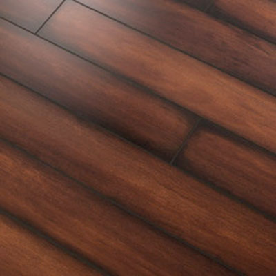 Tarkett New Frontiers Antique Stained Chocolate II Laminate Flooring