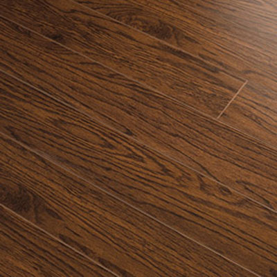 Tarkett Trends Soft Hand Scrape Dark Laminate Flooring
