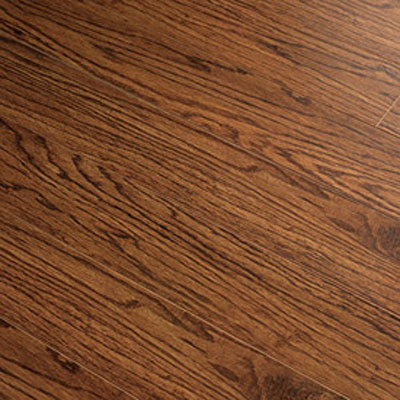 Tarkett Trends Soft Hand Scrape Gunstock Laminate Flooring