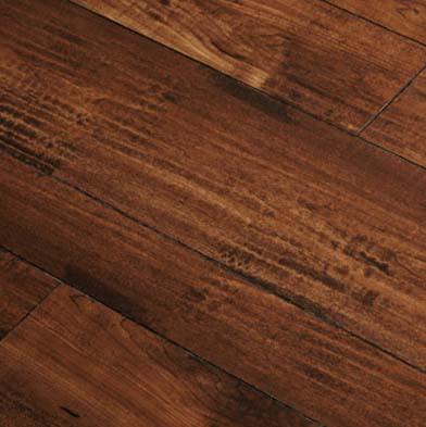 Tarkett Trends 12 Factor 6 Random Widths Amaretto Laminate Flooring