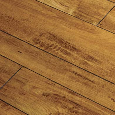 Tarkett Trends 12 Factor 6 Random Widths Goldenrod Laminate Flooring