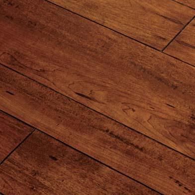Tarkett Trends 12 Factor 6 Random Widths SpicedRum Laminate Flooring