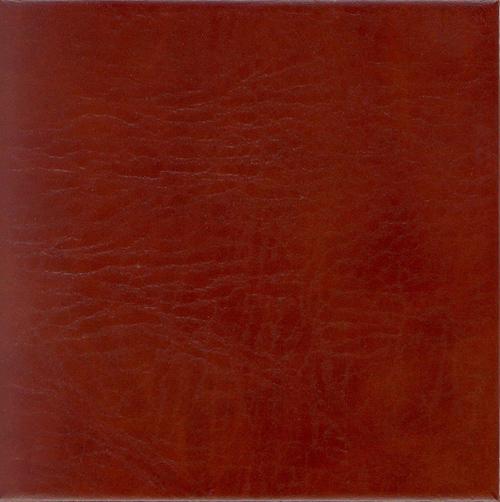 EcoDomo Echelon Tile 18x18 Buffalo Chestnut Leather Flooring