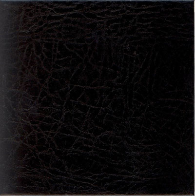 EcoDomo Echelon Tile 18x18 Buffalo Ebony Leather Flooring