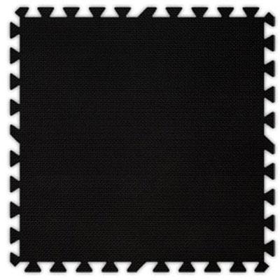 Alessco, Inc. Soft Floors Black Inside Rubber Flooring