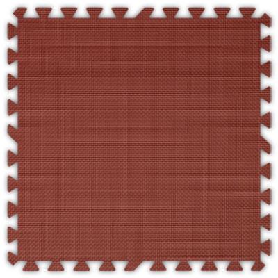 Alessco, Inc. Soft Floors Burgundy Inside Rubber Flooring
