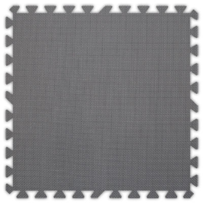 Alessco, Inc. Soft Floors Grey Inside Rubber Flooring