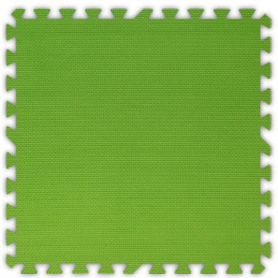 Alessco, Inc. Soft Floors Lime Green Inside Rubber Flooring