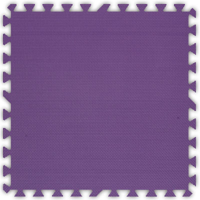 Alessco, Inc. Soft Floors Purple Inside Rubber Flooring