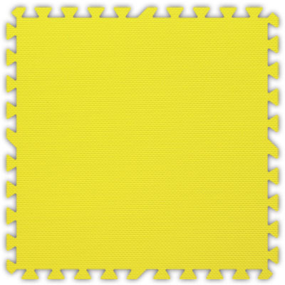 Alessco, Inc. Soft Floors Yellow Inside Rubber Flooring
