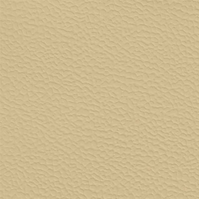 Johnsonite Roundel Hammered Solid Colors 24 x 24 Desert Camel Rubber Flooring