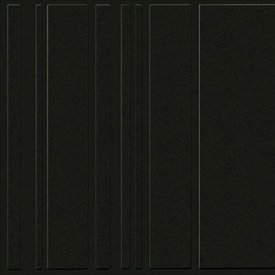 Mannington Audio Spectra Hola 12 x 24 Night Black (Sample) Rubber Flooring