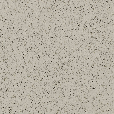 Mannington ColorSpec 18 x 18 Sculptured Sand Dollar (Sample) Rubber Flooring