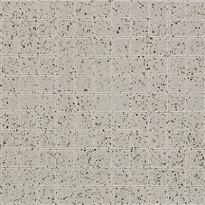 Mannington ColorSpec Square 18 x 18 Sand Dollar (Sample) Rubber Flooring