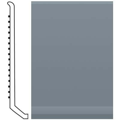 Roppe Pinnacle Rubber Butt Toe Base 4 Steel Blue Rubber Flooring