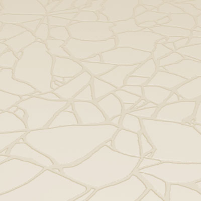 Roppe Dimensions Tile - Crackled Design Bisque Rubber Flooring